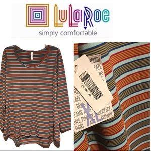🆕LuLaroe Lynne Simply Comfortable Tunic Top